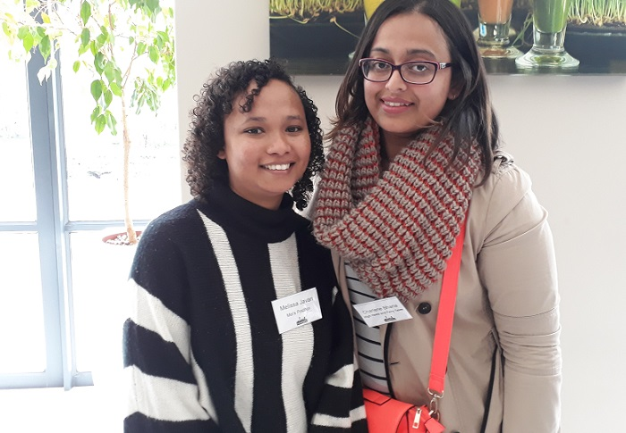 charlene bhana melissa javan blogger