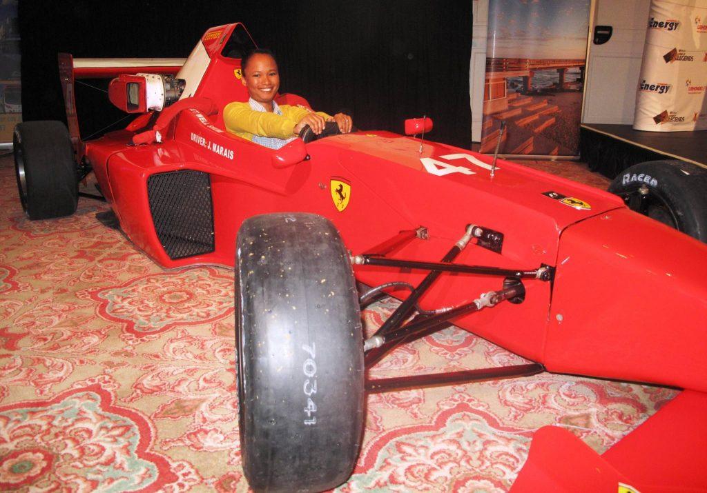 niche motorsport melissa javan