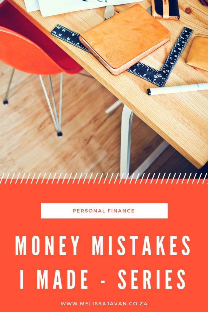 melissajavan money mistakes series
