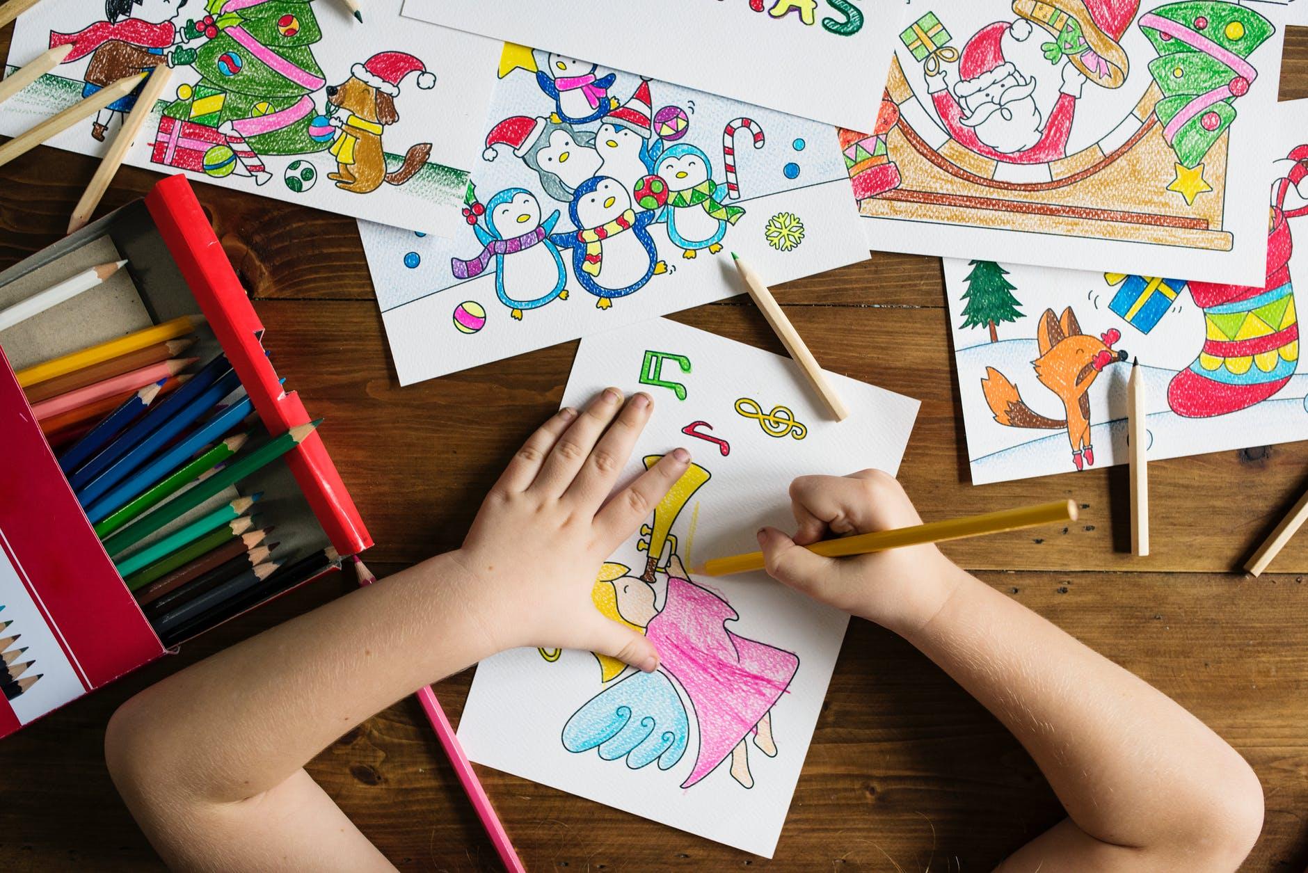 kinders veilig hou brief